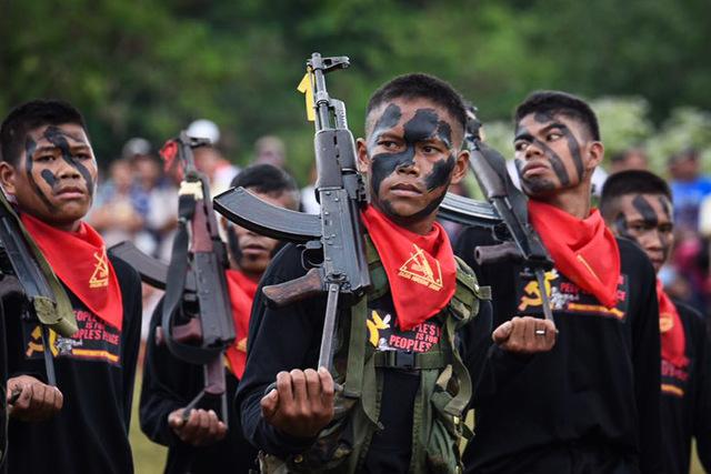 Le Parti Communiste des Philippines principale organisation terroriste du monde selon les USA