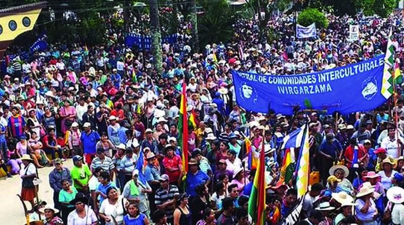 Bolivie : Ultimatum des organisations sociales et ouvrières aux putschistes