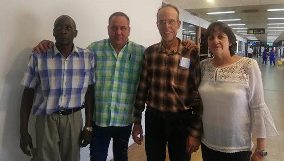 Les quatre médecins cubains détenus en Bolivie ont été libérés
