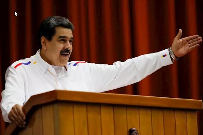 """Changement climatique : """"Il n'y a plus de temps ni de marge de manœuvre pour les demi-mesures"""" (Nicolas Maduro)"""