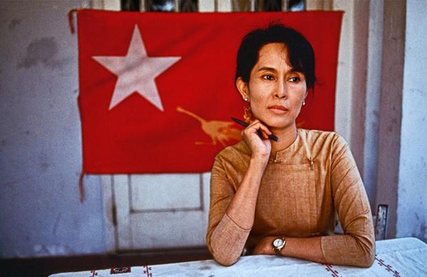 Birmanie: le PCF salue le succès d'Aung San Suu Kyi et de l'opposition démocratique birmane