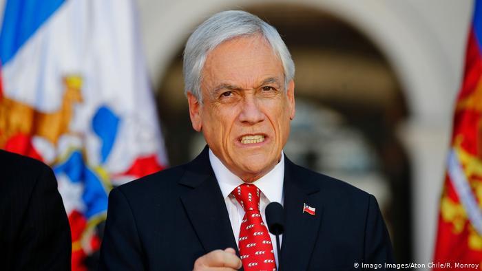 Chili : L'Impeachment contre le président Piñera validée en commission parlementaire