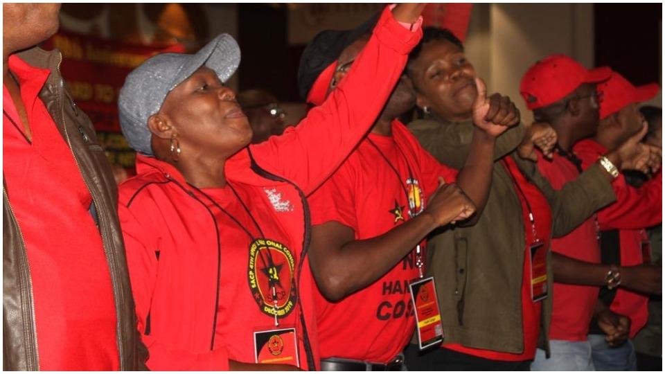 Le Parti communiste sud-africain (SACP) veut reconstruire son alliance avec l'ANC