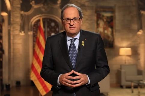 Catalogne, Le président Quim Torra a été destitué