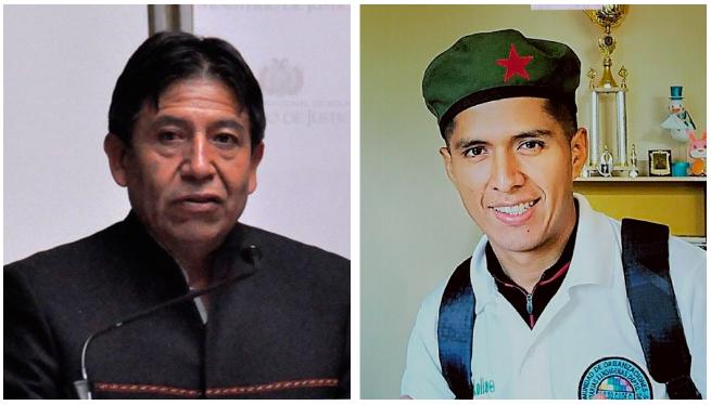 Bolivie : David Choquehuanca et Andrónico Rodríguez porteront les couleurs du MAS-IPSP
