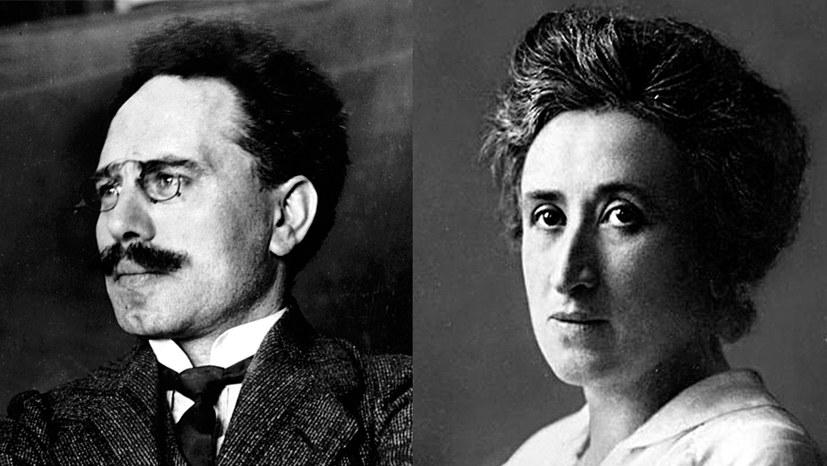 Le 15 janvier 1919, Rosa Luxembourg et Karl Liebknecht étaient assassinés
