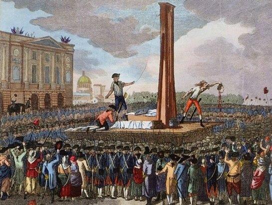 """""""Louis doit mourir parce qu'il faut que la patrie vive"""" (Maximilien Robespierre)"""