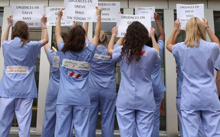 Préavis de grève contre le le projet de loi d'urgence sanitaire