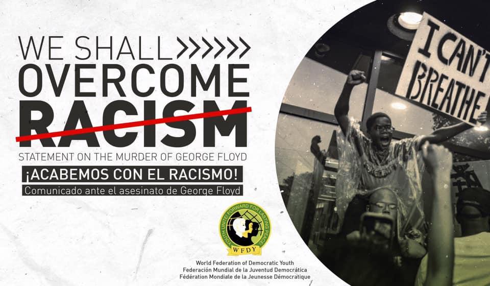 La FMJD/WFDY appelle à engager une campagne mondiale contre le racisme