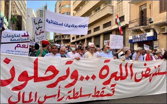 Le Liban s'embrase contre la misère, la corruption et pour la démocratie