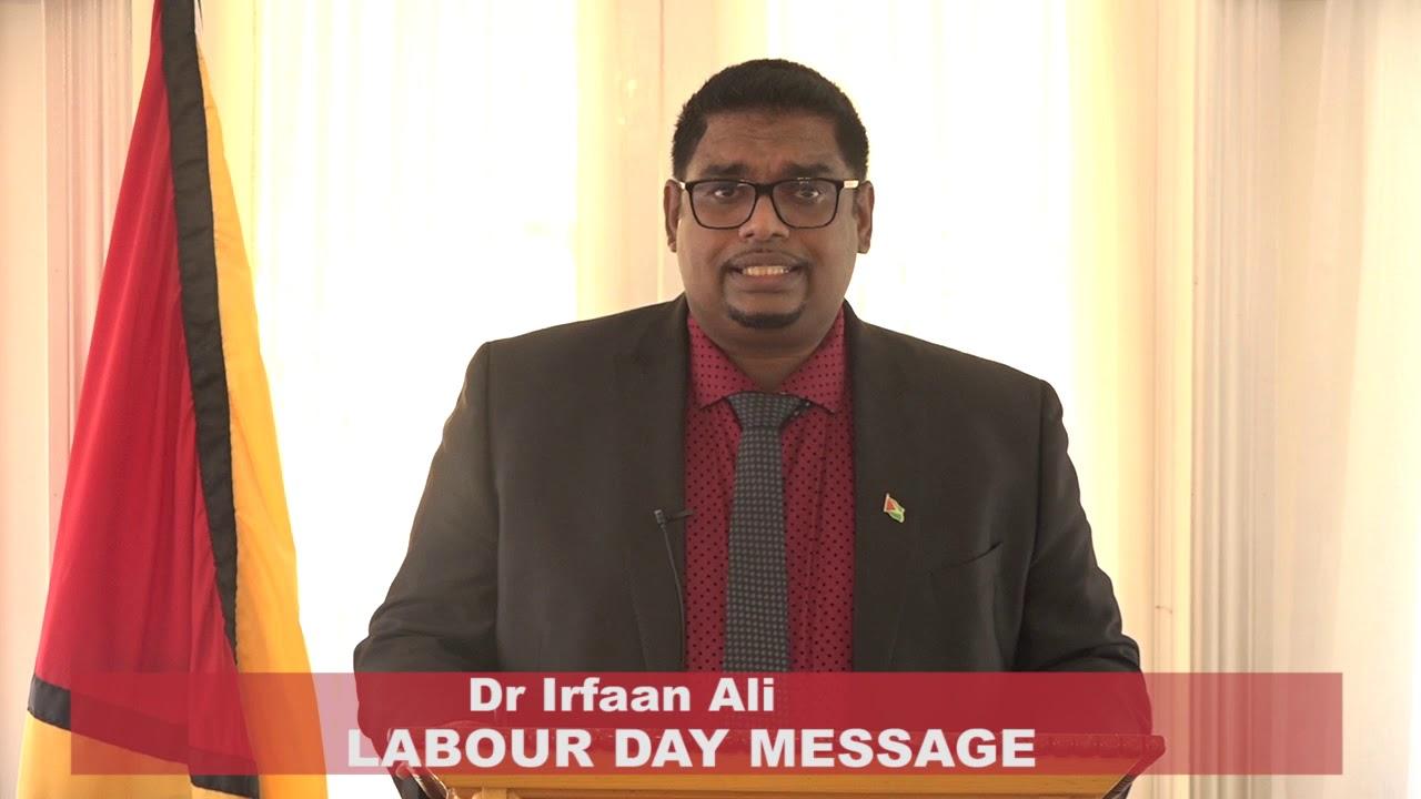 Le communiste Irfaan Ali devrait être élu Président de la République Coopérative du Guyana