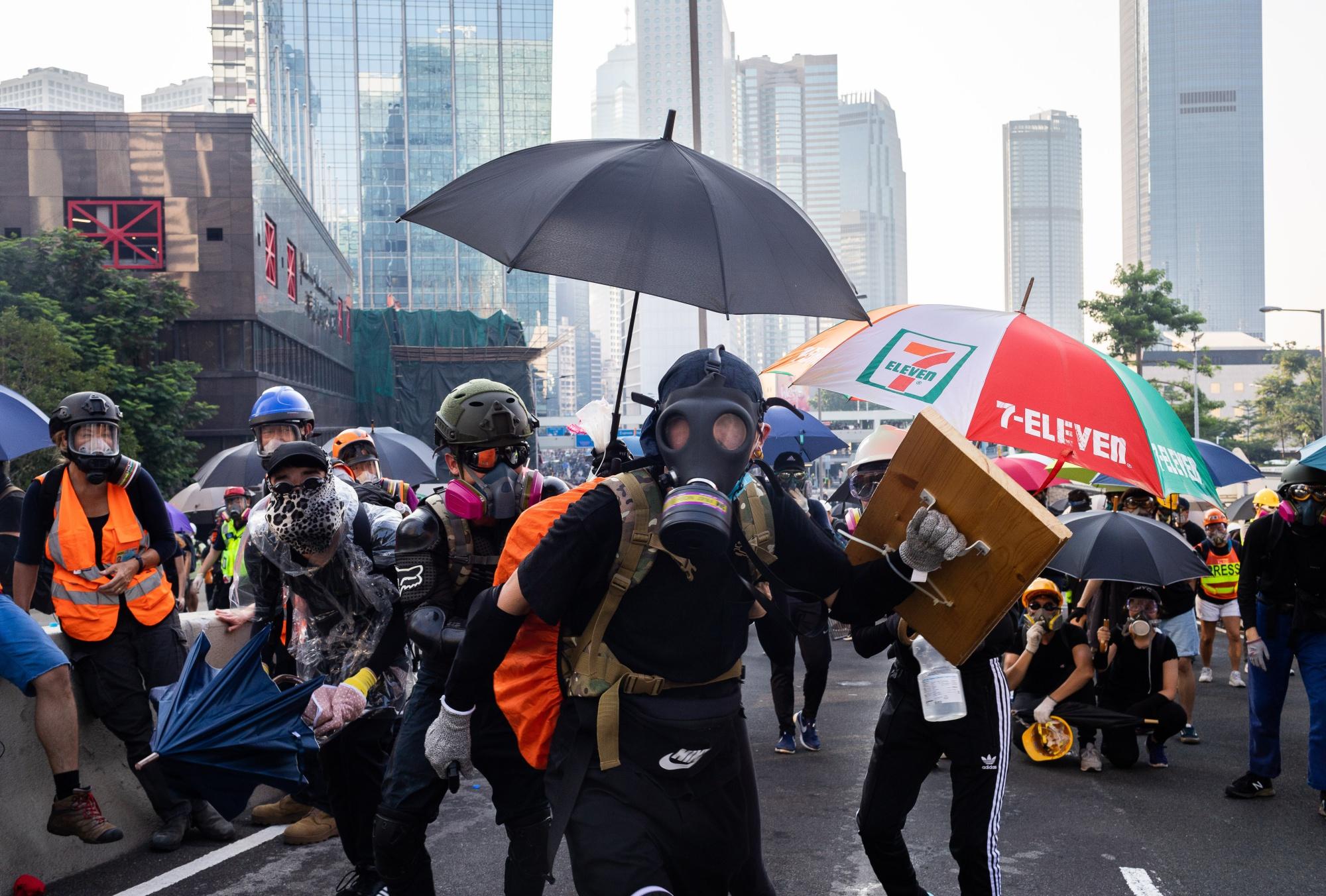 """Le mouvement ouvrier de Hong Kong, cible des """"pro-démocratie"""" et des Etats-Unis"""