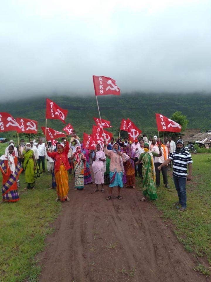 Fortes mobilisations au Maharashtra (Inde) contre les politiques néolibérales des nationalistes