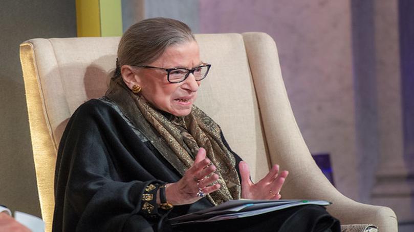 """""""Nous devons lutter pour préserver l'héritage de Ruth Bader Ginsburg"""" (CPUSA)"""