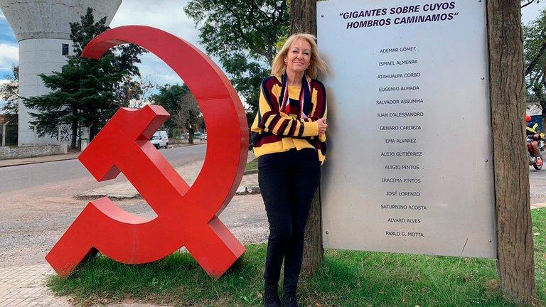 La communiste Carolina Cosse remporte la mairie de Montevideo (Uruguay)