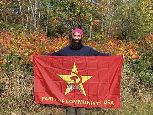 Un candidat communiste sera engagé dans les élections législatives dans le Vermont, une première depuis 1984