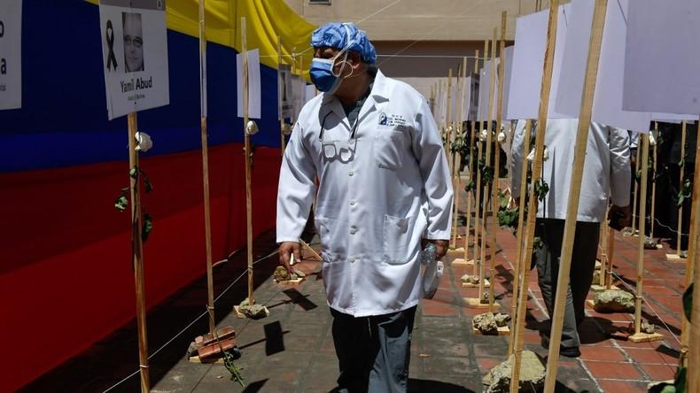 """Le Venezuela annonce avoir développé """"un médicament qui annihile 100% du coronavirus"""""""