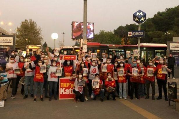 """Turquie : """"Les habitant.e.s de ce pays ne laisseront jamais passer les ténèbres"""" (TKP)"""
