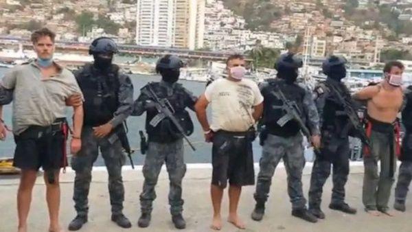 Le mercenaire chargé de l'assassinat de Nicolas Maduro, Jordan Goudreau, poursuit Guaidó pour rupture de contrat