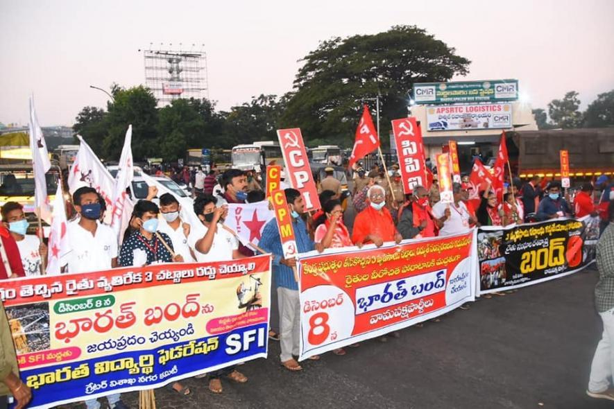 20.000 manifestations, 22 États touchés, l'immense succès de la Bharat Bandh en inde