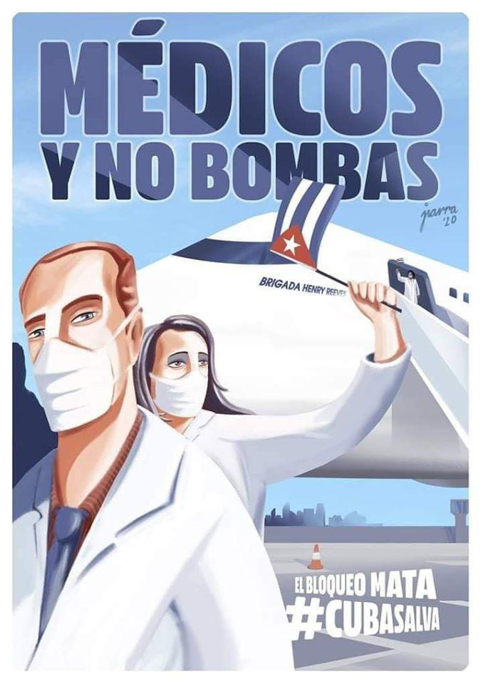 Les médecins cubains ont soigné 1,9 milliards de personnes dans le monde