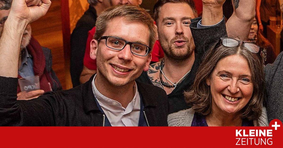 Le Parti communiste (KPÖ) remporte 7 des 17 Conseils de district (Bezirksrats) de Graz