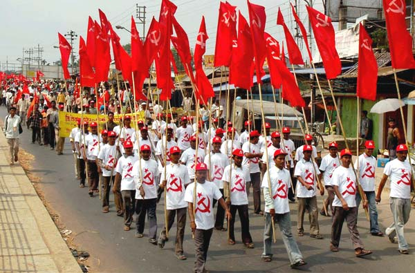 Le Tripura, le dernier bastion du communisme en Inde