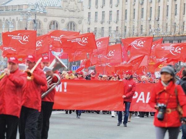 """Ukraine : """"La confiance dans le parti se renforce"""" (KPU)"""