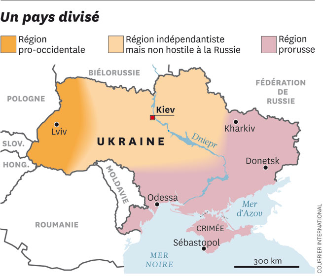 """""""L'Ukraine a besoin d'une politique de réconciliation plutôt que de confrontation"""" (KPU)"""