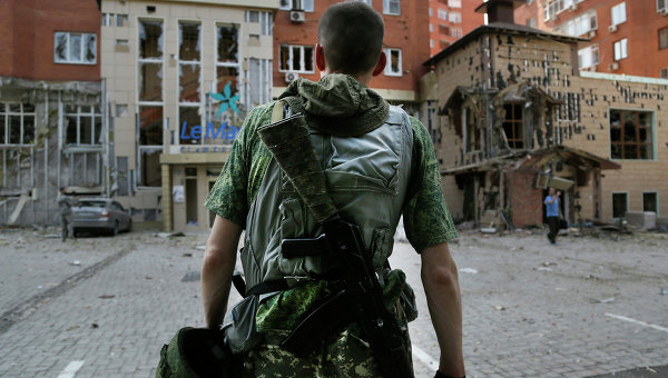 L'objectif final des fascistes n'est pas Donetsk mais la Russie !