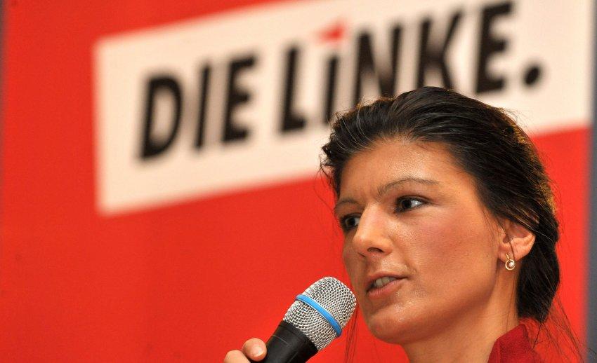 """Sahra Wagenknecht/Die Linke : """"Il est temps d'organiser la résistance face au militarisme"""""""