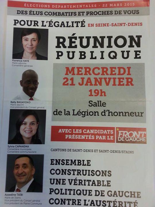 Départementales/Saint-Denis : Le PCF pourrait bien mettre fin à la présence de Mathieu Hanotin (PS) au Conseil Général du 93