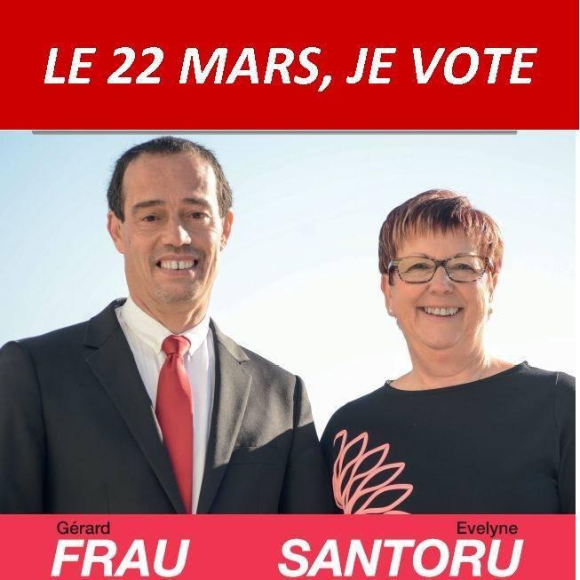 Martigues/Port de Bouc : Le PCF largement en tête dans le canton avec 43,05% des voix