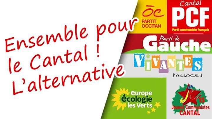 Cantal: Un département rural prometteur pour le Front de gauche