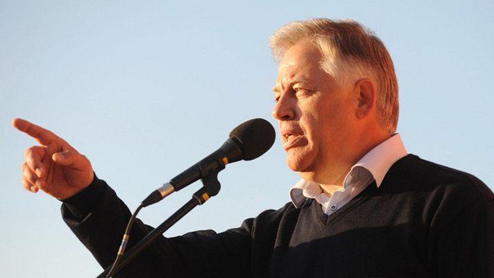 """""""En condamnant le communisme, le gouvernement a miné l'intégrité territoriale de l'Ukraine"""" (P.Simonenko - KPU)"""