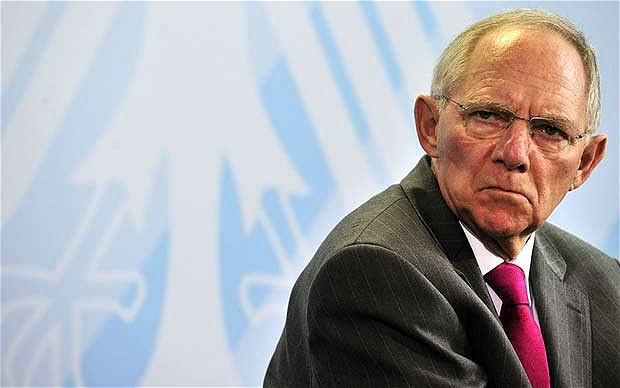 Wolfgang Schäuble et les caisses noires de la CDU