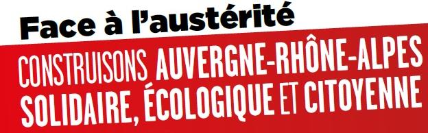 Régionales Auvergne-Rhône-Alpes : Les communistes refusent le chantage de EELV