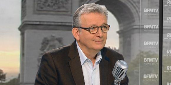 Pierre Laurent (PCF) demande le départ d'Emmanuel Macron du gouvernement