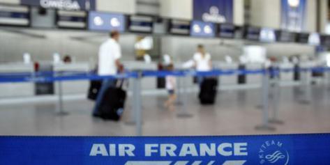 Air France-2.900 emplois supprimés, violences au CCE
