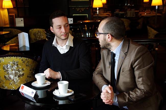 """Raphaël Debu (PCF) : """"Nous sommes la liste qui porte la voix sociale"""""""
