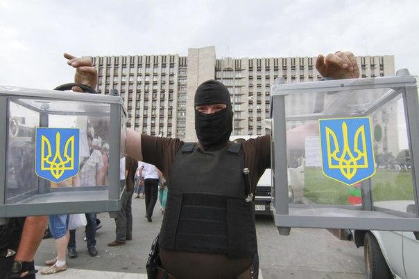 Ukraine : Le fiasco démocratique lors des élections locales