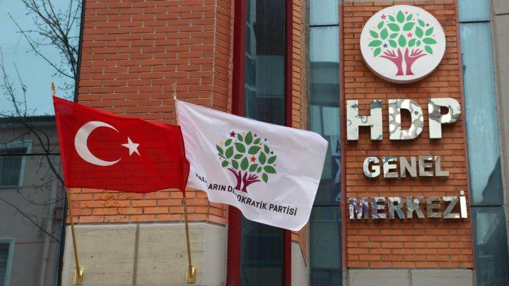 Législatives/Turquie : 27,4% des voix pour le HDP en France