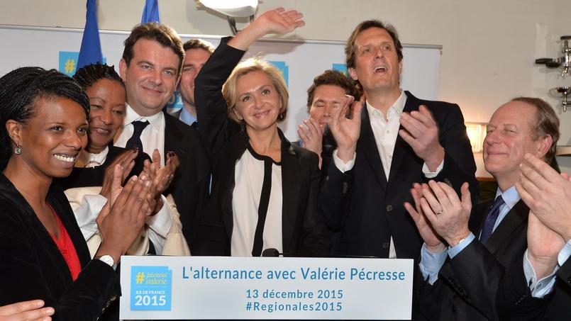 La région Île-de-France passe à droite, 11 élus du Front de gauche