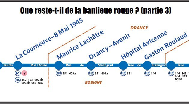 Feuilleton en Seine Saint Denis: Que reste-t-il de la banlieue rouge ? (3)