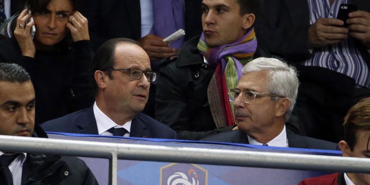 Comment François Hollande explique la défaite de Claude Bartolone aux régionales en Île-de-France
