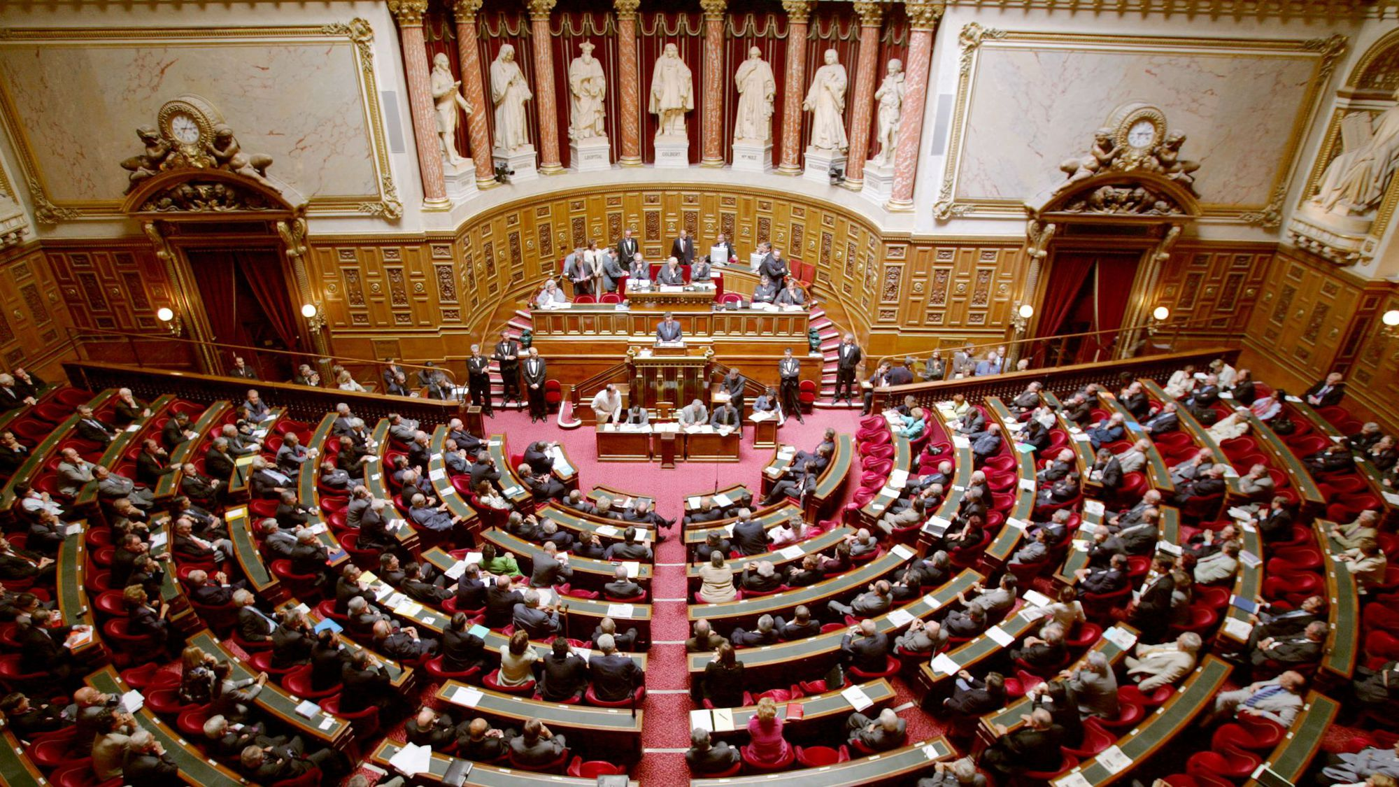 Grace à la Loi travail les sénateurs suppriment les 35 heures