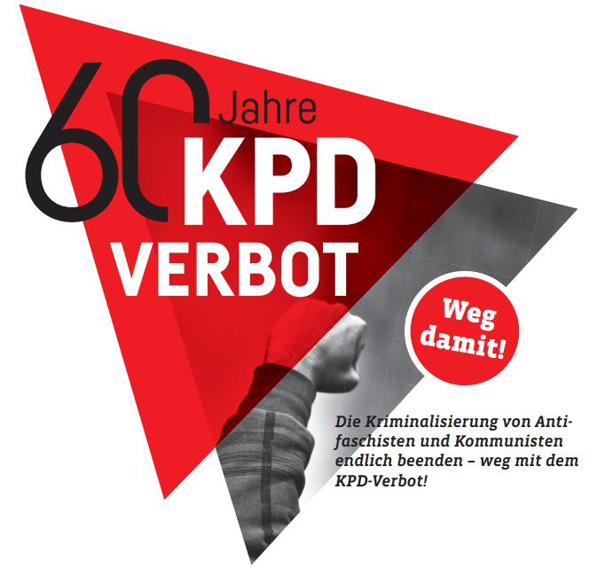 Il y a 60 ans, le Parti Communiste (KPD) était interdit en Allemagne de l'Ouest