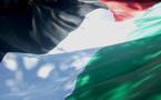 Vaulx en Velin hisse le drapeau palestinien