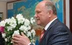 Russie : Vague d'adhésion au KPRF