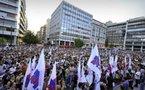 Ils ne lacheront pas : Grève générale en Grèce